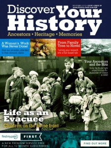 discover your history cover